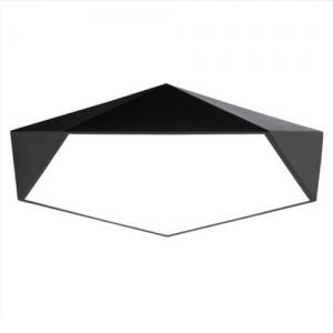 black-pentagon-48w-ceiling-light-singapore-lightings-online