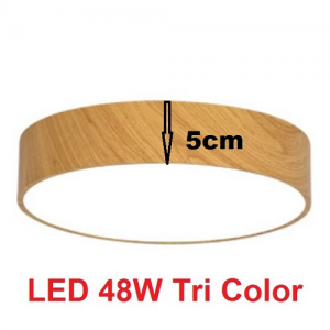 jupiter-round-led-wood-ceiling-light-singapore-lightings-online